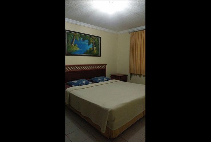Kondominium Pantai Carita Utara Pandeglang - 1 Bedroom Lantai 3 Regular Plan