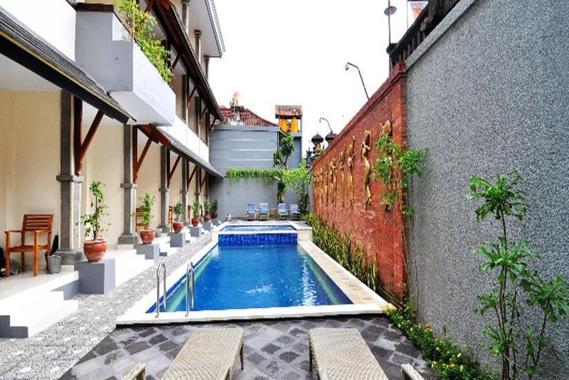 Jesen's Inn 2 Bali - Kolam Renang