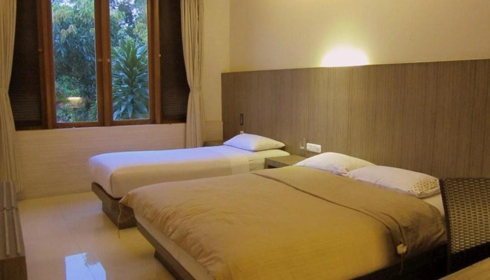 Hotel Progo Bandung - Triple Room Regular Plan