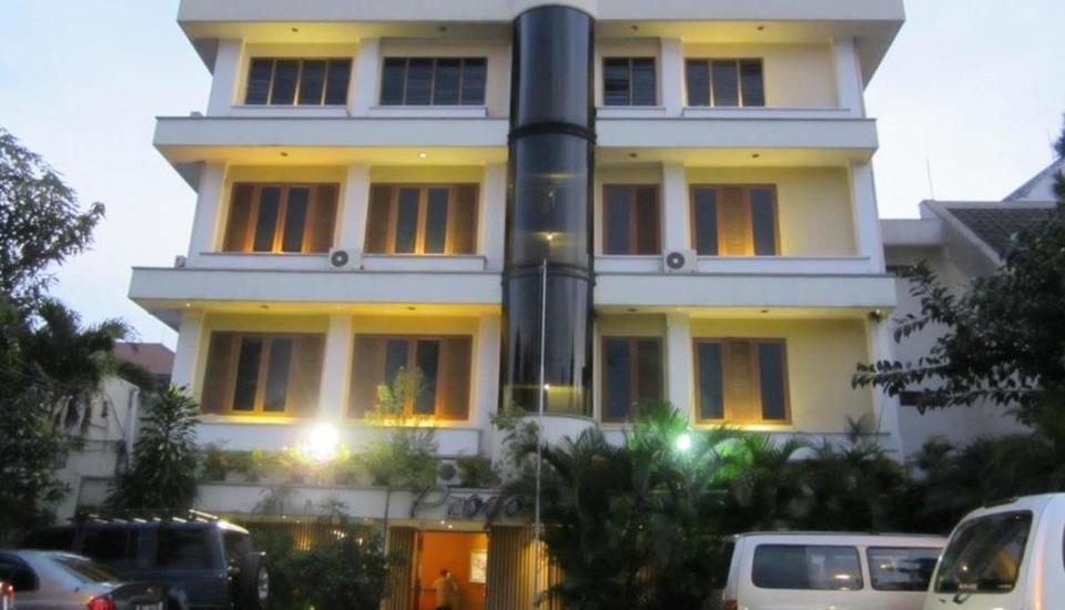 Hotel Progo Bandung - Appearance