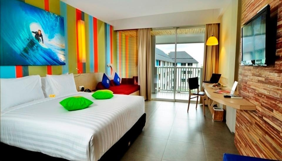 Bliss Surfer Thematic Hotel Bali -  Junior Suite with Breakfast Min 3night stay_30%