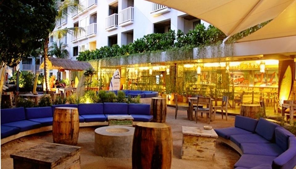 Bliss Surfer Thematic Hotel Bali - Fasilitas sekitarnya