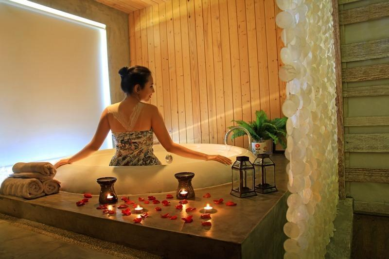 Bliss Surfer Thematic Hotel Bali - Spa