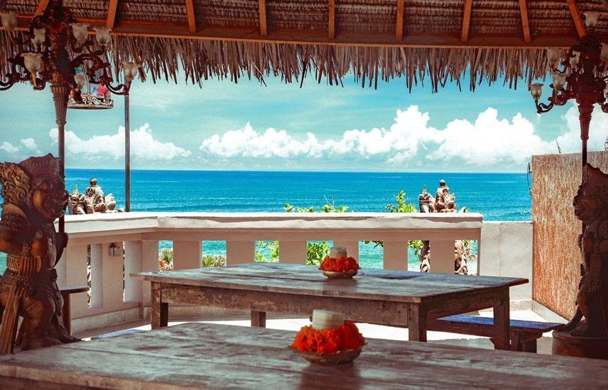 Tugu Hotel Bali - Exterior