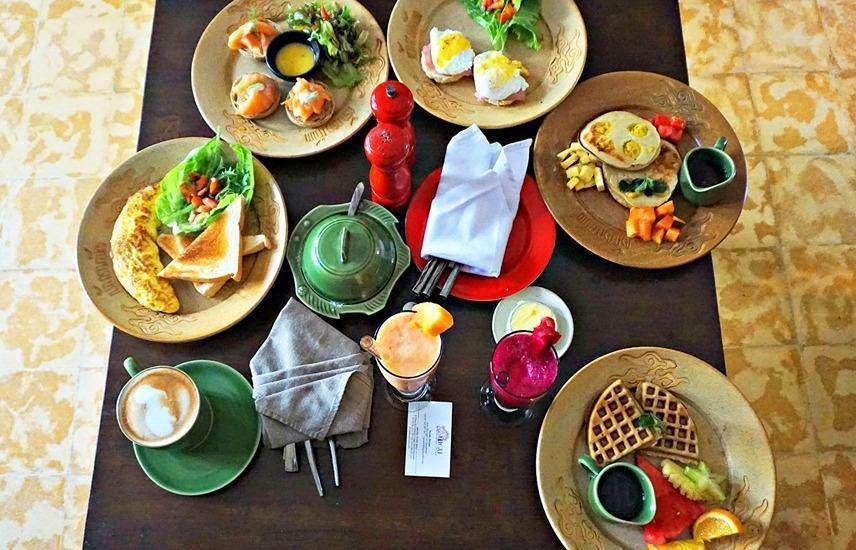 Tugu Hotel Bali - Food