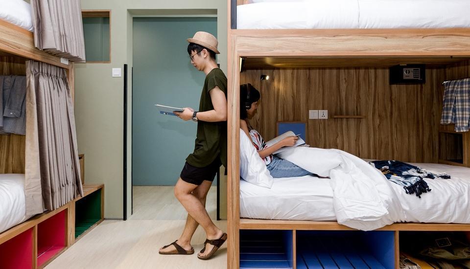 Cara Cara Inn Bali Bali - Mix 6 Bunk Bed Basic Deal 10%