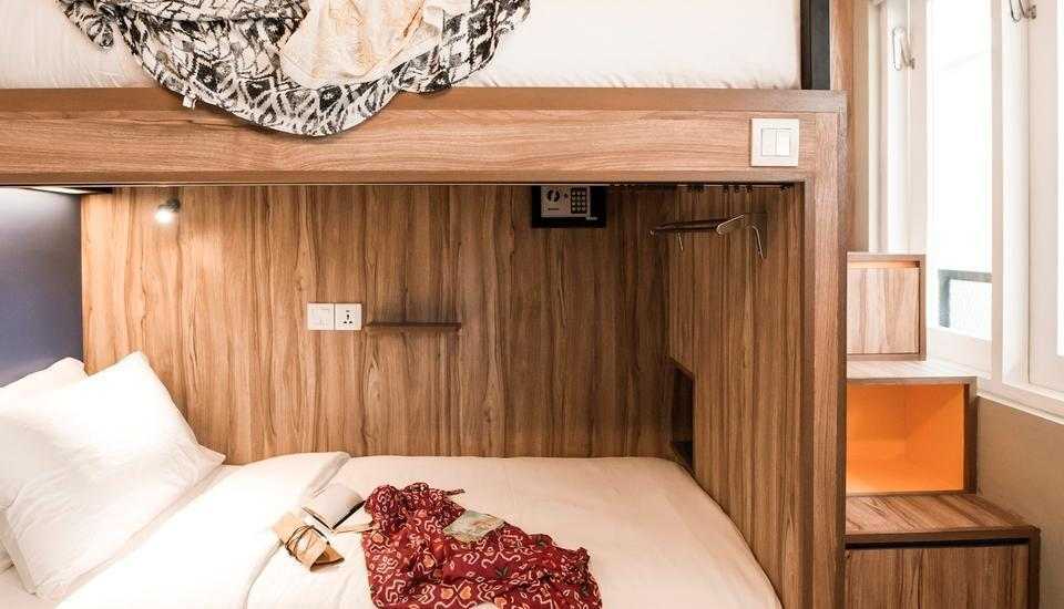Cara Cara Inn Bali Bali - Mix 4 Bunk Bed Basic Deal 10%