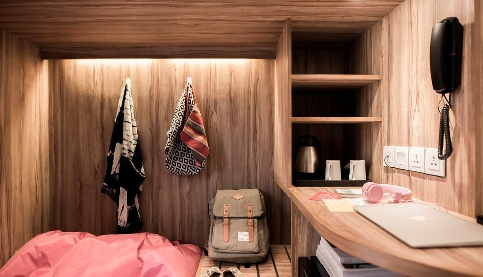 Cara Cara Inn Bali Bali - Single Deck Room Regular Plan