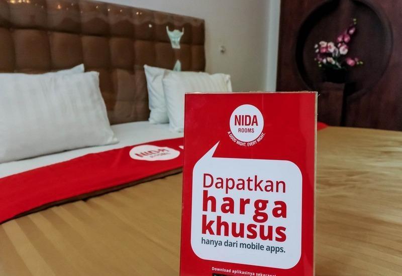 NIDA Rooms Uluwatu 1 Jimbaran Beach Bali - Kamar tamu