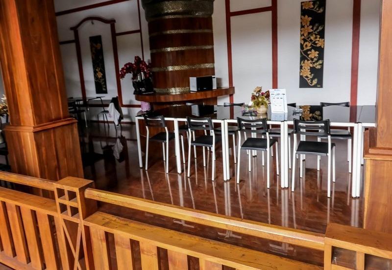 NIDA Rooms Uluwatu 1 Jimbaran Beach Bali - Restoran