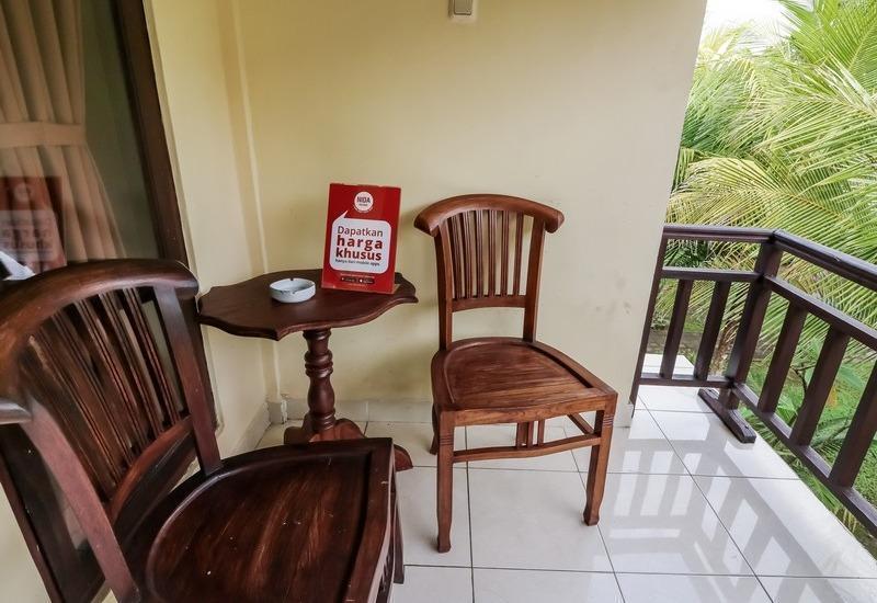 NIDA Rooms Melasti 39 Kuta Selatan Bali - Ruang tamu