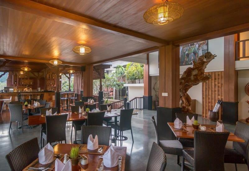 Onje Villa Ubud - Ruang makan