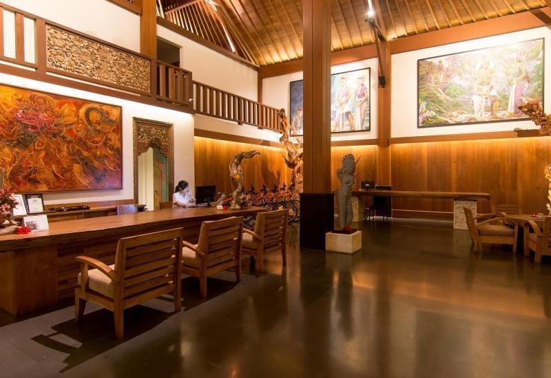 Onje Villa Ubud - Interior