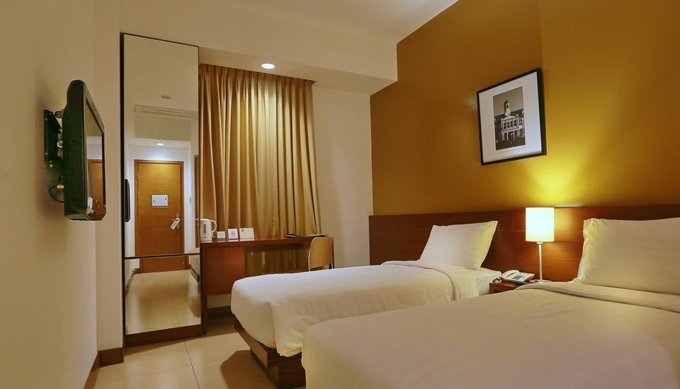 Park Hotel Jakarta - Business Traveler Jan2019:55%