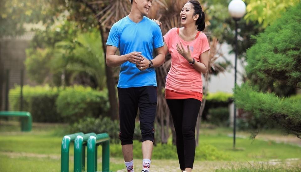 Park Hotel Jakarta - Jogging Track