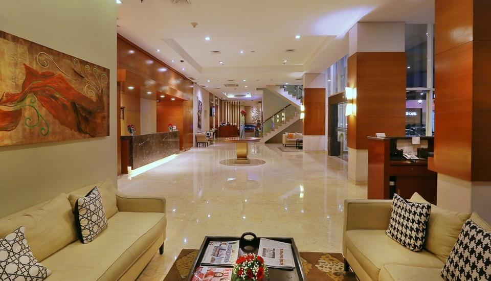 Park Hotel Jakarta - Lobi