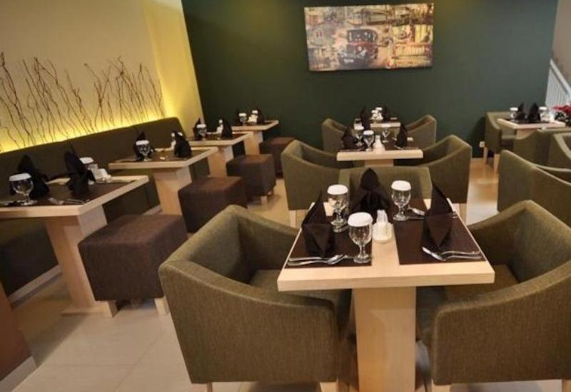 The Travelhotel Cipaganti - Restaurant