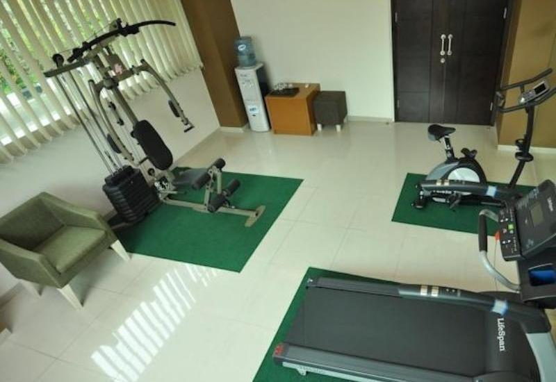The Travelhotel Cipaganti - Fitness Center