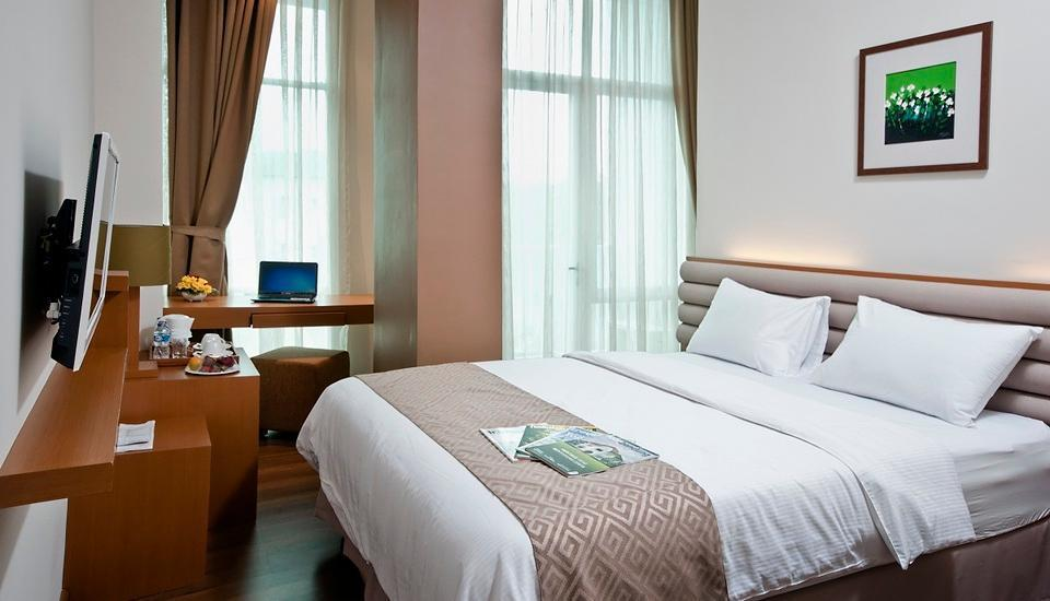 The Travelhotel Cipaganti - Deluxe Room