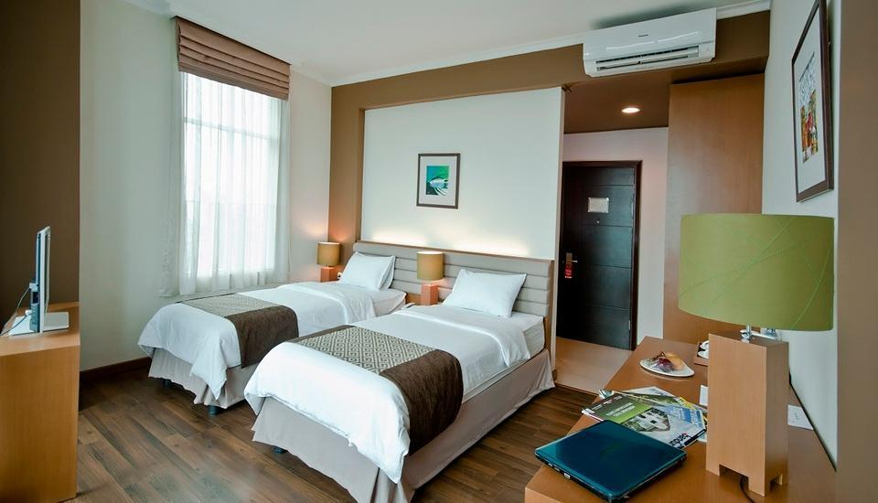 The Travelhotel Cipaganti - Executive Twin