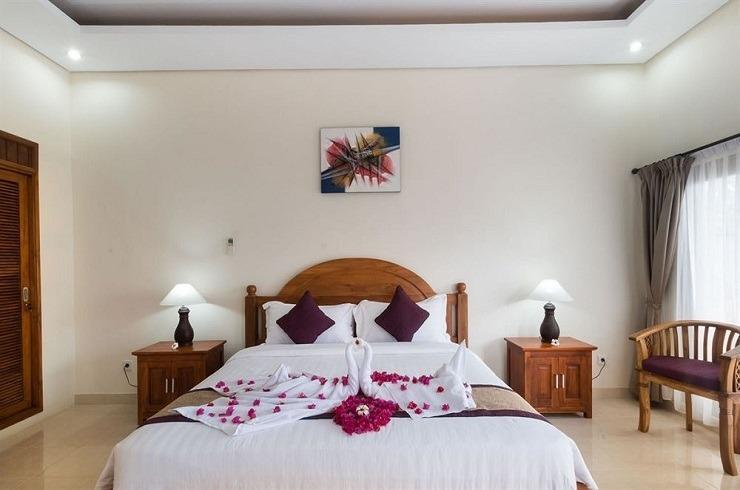 Tinggal Premium Jungut Batu Bali - Kamar tamu