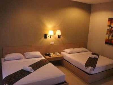 Ubud Hotel Malang - Ruang Keluarga Regular Plan