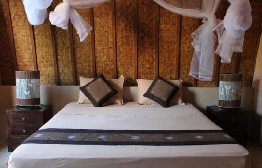 Angels Cottages Lombok - Kamar tamu