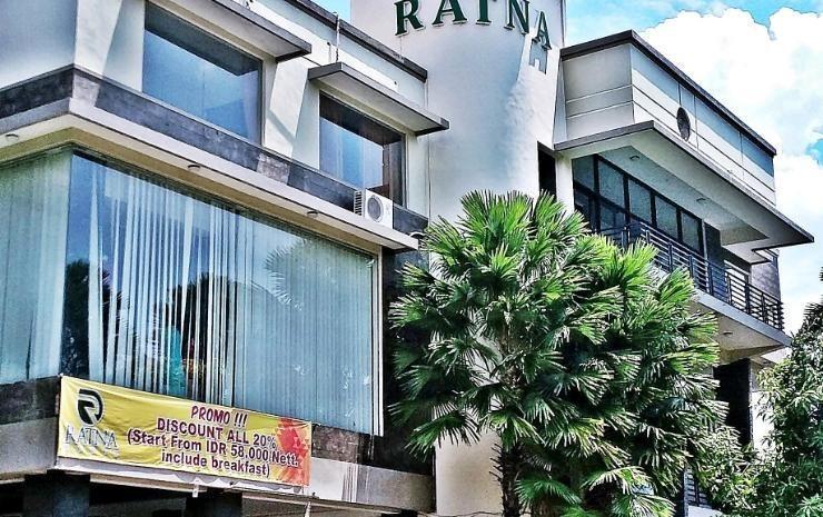 Ratna Hotel Probolinggo - Eksterior