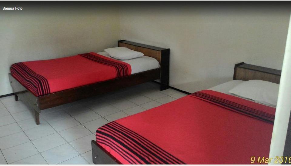 Ratna Hotel Probolinggo - Kamar
