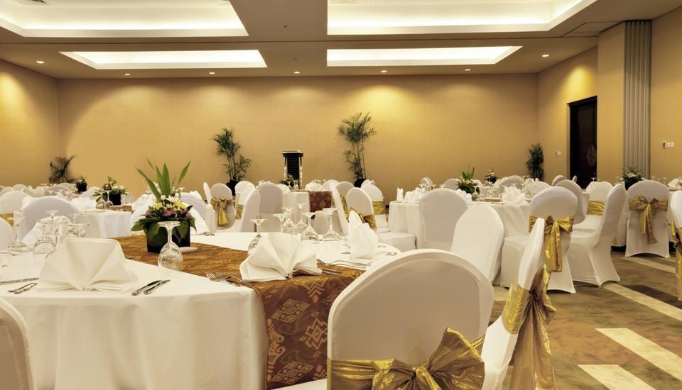 b Hotel Bali - Saba Agung Ballroom