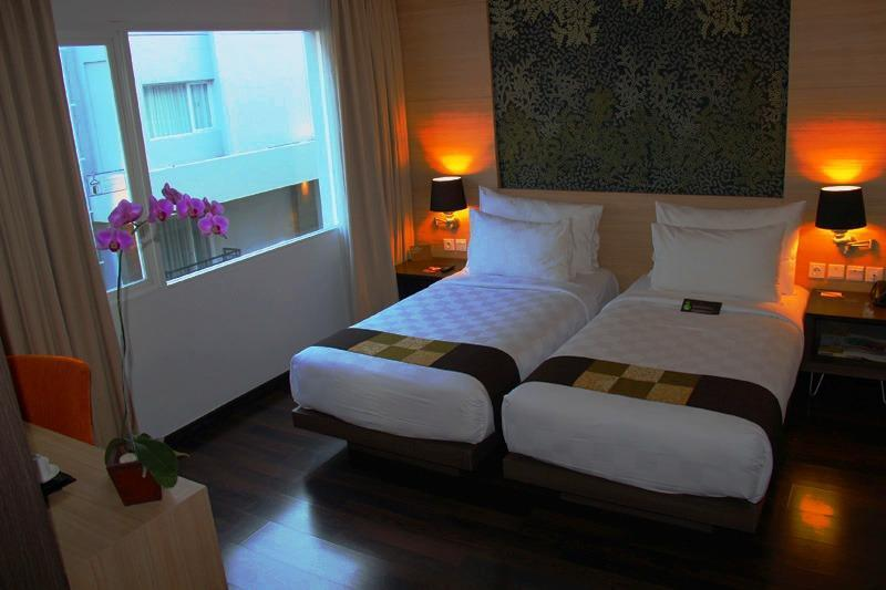 bHotel Bali & Spa - Deluxe Room Only Basic Deal 40%