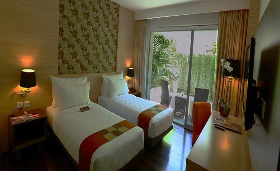 bHotel Bali & Spa - Deluxe Room Only Regular Plan