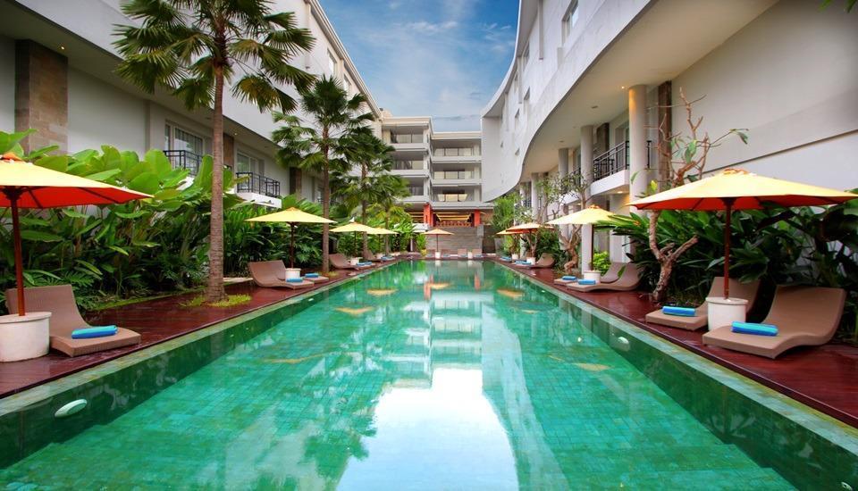 bHotel Bali & Spa - Pool