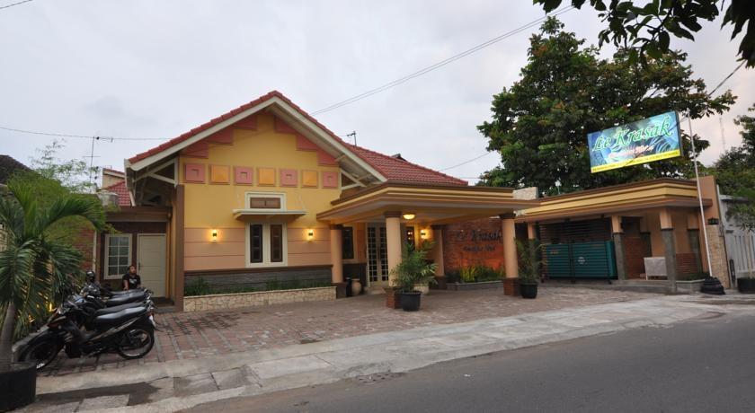 Le Krasak Boutique Hotel Yogyakarta - Le-Krasak Boutique Hotel (29/11/2013)