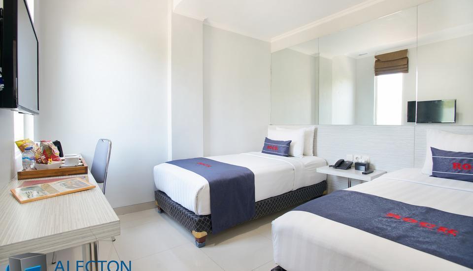 Rock Hotel Surabaya - kamar