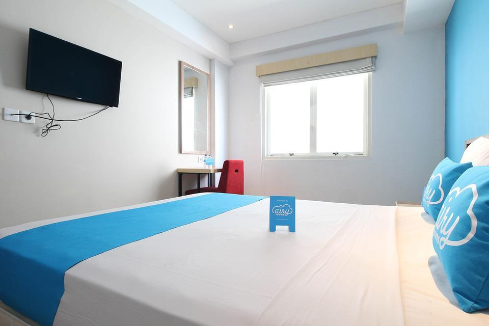 Airy Denpasar Barat Patih Jelantik 8 Bali - Deluxe Double Room Only Regular Plan