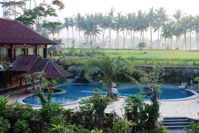 Bhuwana Ubud Hotel Bali - Kolam Renang