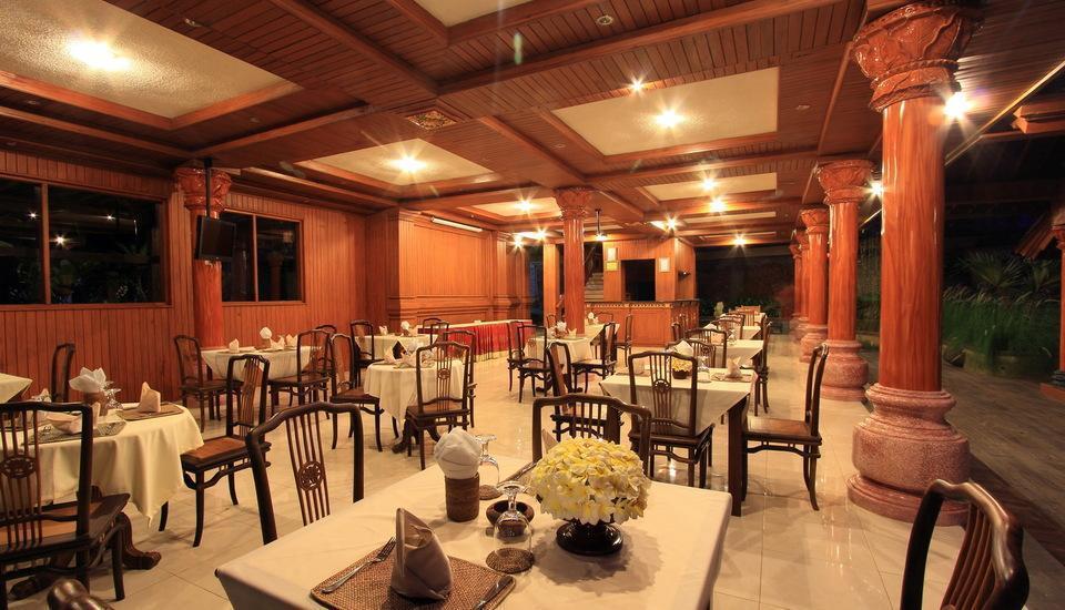 Bhuwana Ubud Hotel Bali - Restoran