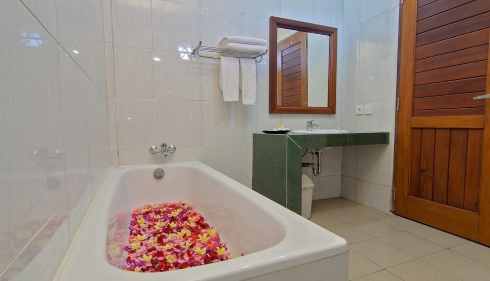 Bhuwana Ubud Hotel Bali - Bathroom