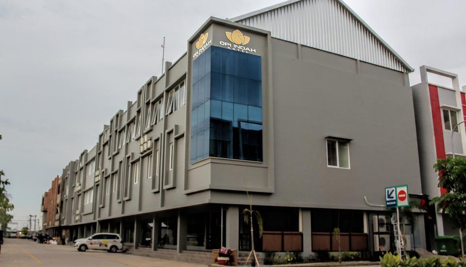 Opi Indah Hotel by Amazing Palembang - Tampilan Luar Hotel