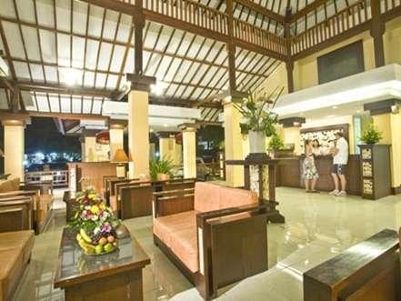 Kuta Beach Club Hotel Bali -  Lobby