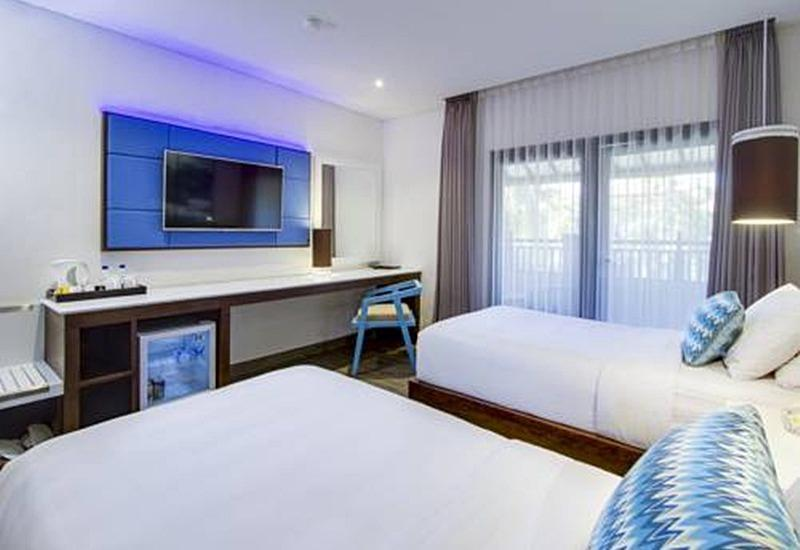 Kuta Beach Club Hotel Bali - Club Room - Room & Minibar Only Regular Plan