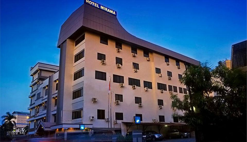 Hotel Mirama Balikpapan - Exterior