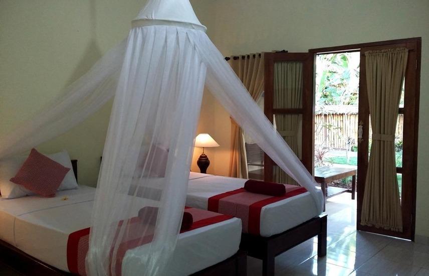 Komang Homestay Bali - Kamar