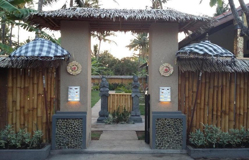 Komang Homestay Bali - Exterior
