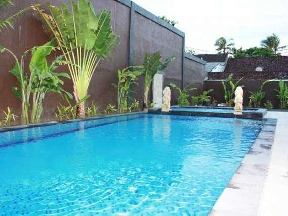 Budhi Hotel Bali - Kolam Renang