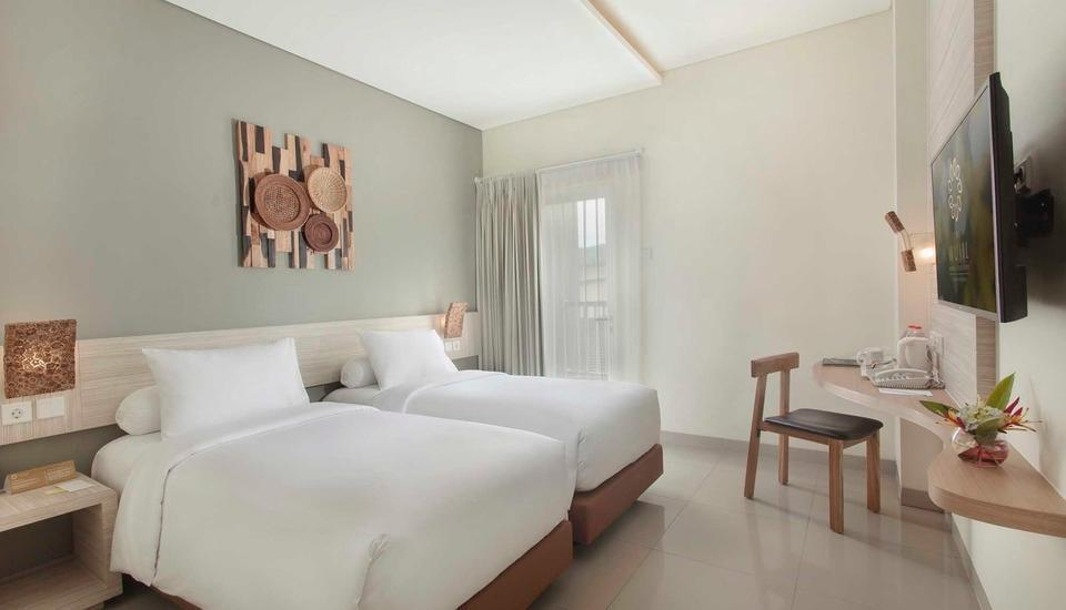 The Wujil Resort & Conventions Semarang - Wujil Twin Room