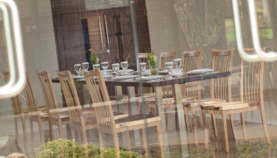 The Wujil Resort & Conventions Semarang - VIP Restaurant