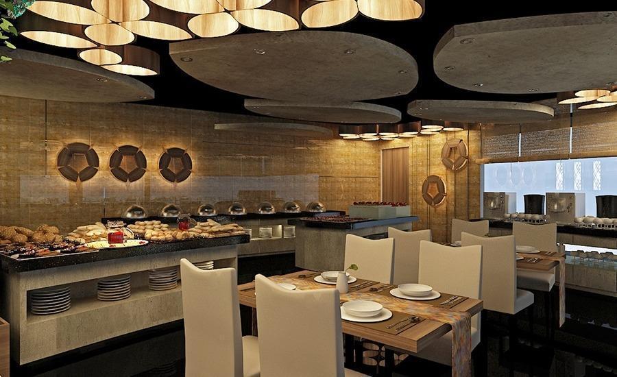 Kila Infinity 8 Bali - Restoran