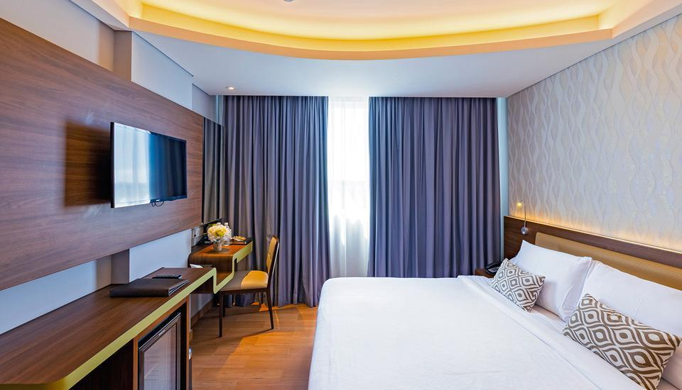 Infinity8 Bali - Infinity Superior Room Only Last Minutes 32%